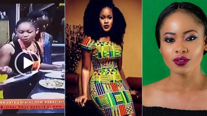 Cee-C fights with Nina over meat, says Nina saved the biggest piece