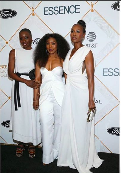 Hollywood stars slay on the red carpet of 2018 Essence Oscars luncheon