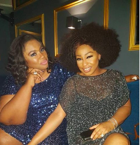 See what Rita Dominic wore for a birthday party