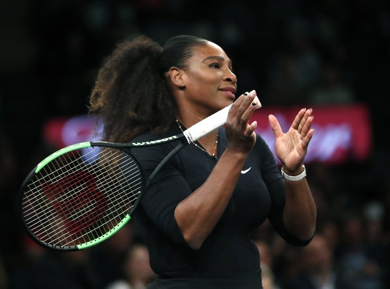 Serena Williams Says 'It's Been So Hard' and Fun been Tennis player and Mum