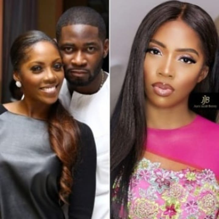 Tiwa Savage And TeeBillz Set For Divorce as Marriage Reportedly Fails Again