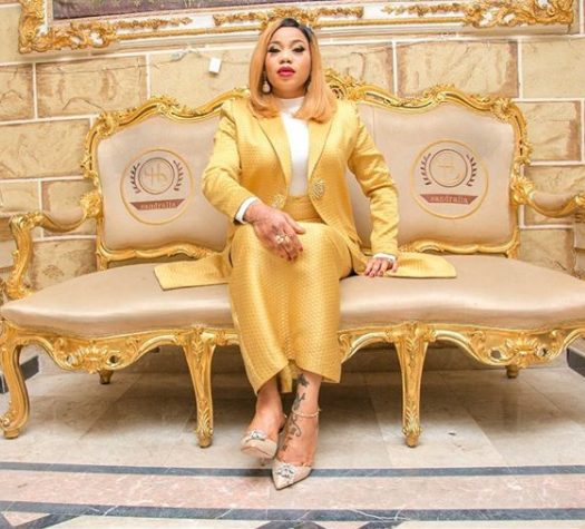 Toyin Lawani celebrates her 37th birthday with stunning new photos