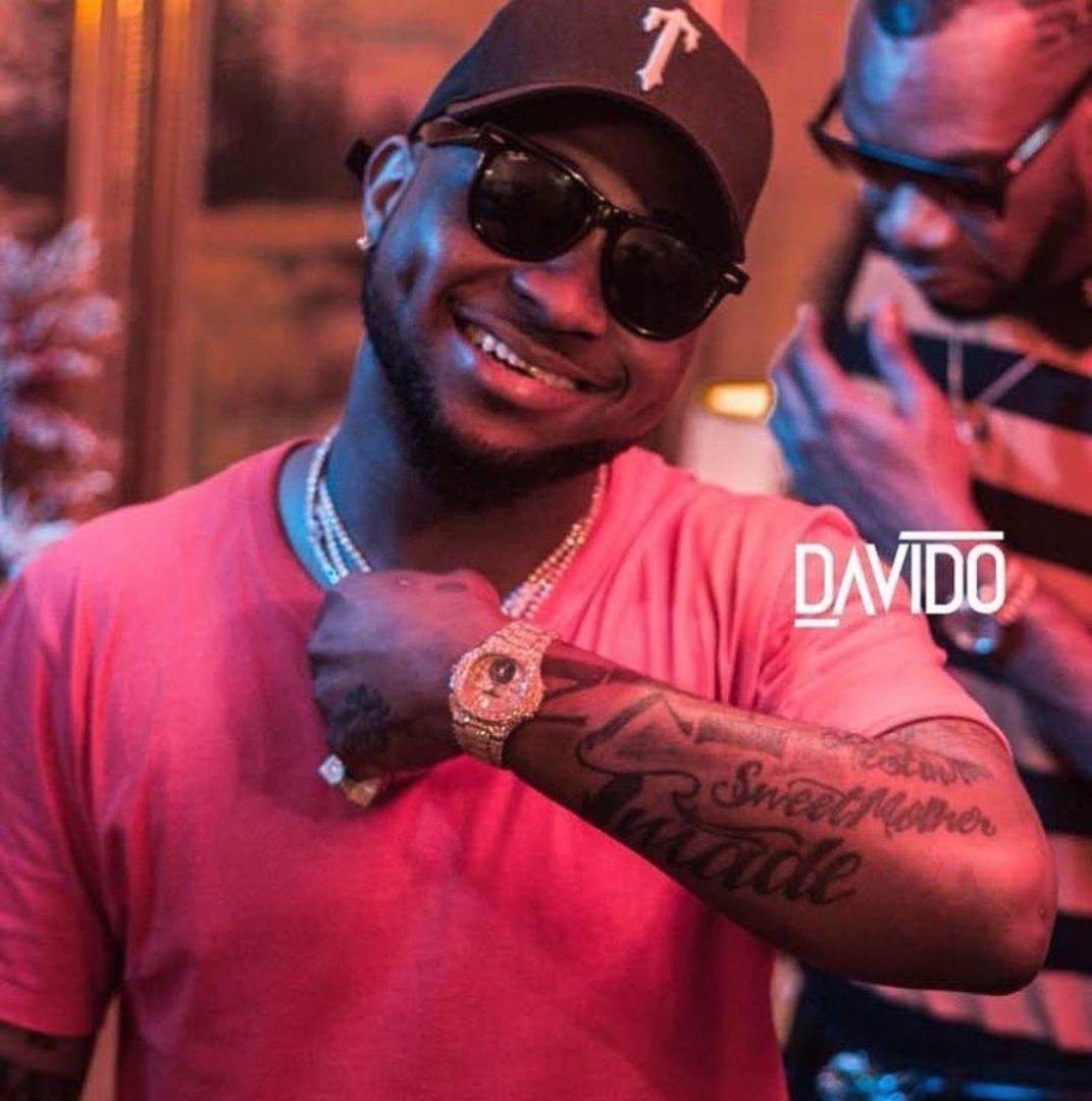"""""""I Am My Own Competition"""" – Davido"""