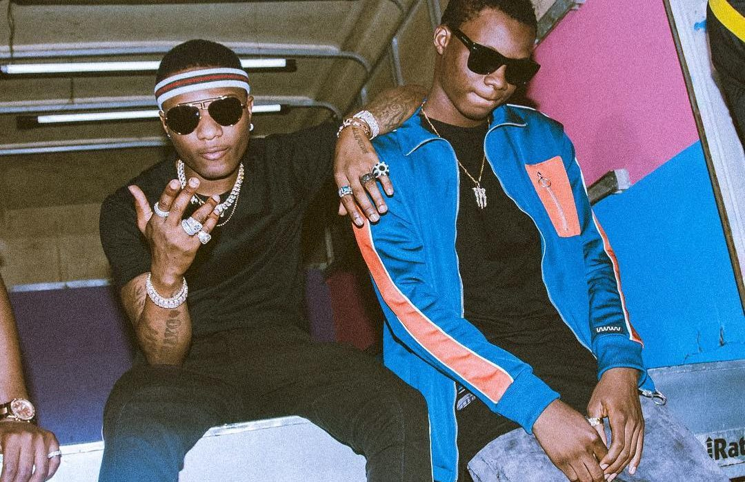 Wizkid officially signs Terri Ryn to his label