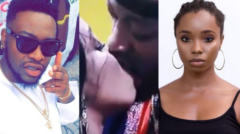 #BBNaija -Bam Bam and I are just having fun, I have a girlfriend-Teddy A