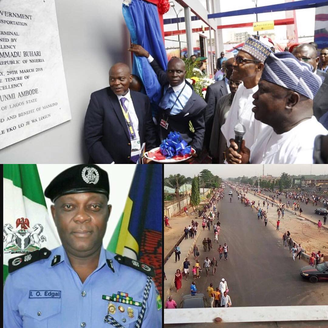Presidential visit: All routes are open for traffic - CP Imohimi