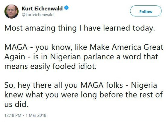 how an american journalist was amazed after discovering what maga means in nigeria 11833056191