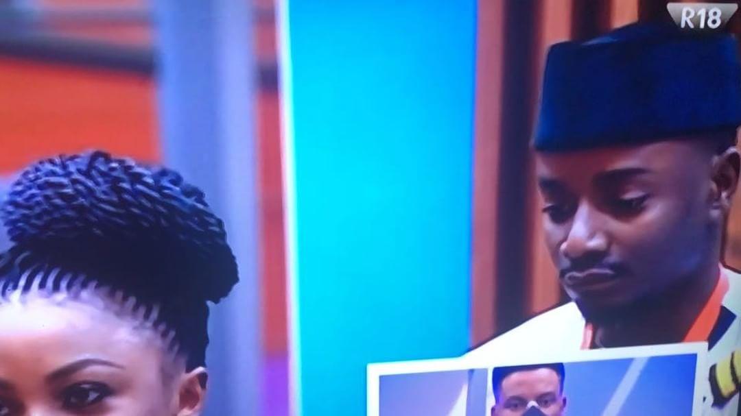 #BBNaija - Ifu Enaada and Leo evicted from the Big Brother House