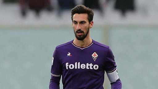 Astori  was set for new Fiorentina contract on Monday, reveals president