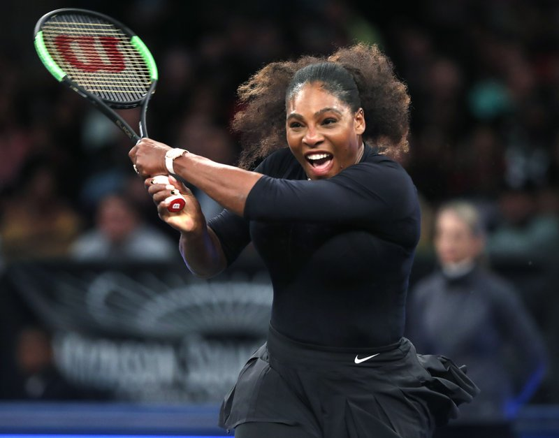 Serena Williams returns, Venus says her game hasn't left