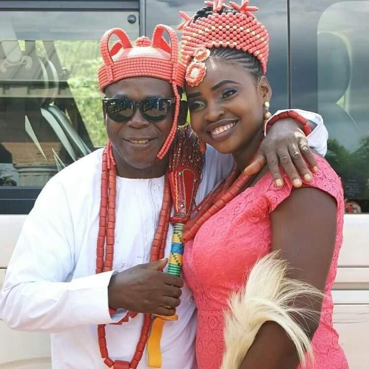#BBNaija -Tboss' father, Engr Vincent Idowu remarries
