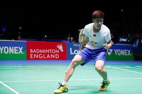 Lin, Shi set up all-Chinese All England badminton final