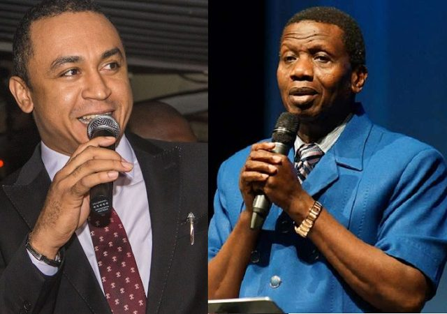 Daddy Freeze slams Pastor Adeboye again