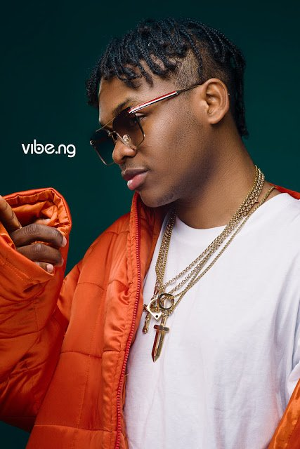 Dices Alies covers latest edition of Vibe 5