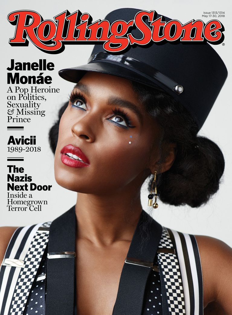 Janelle Monae comes out as pansexual