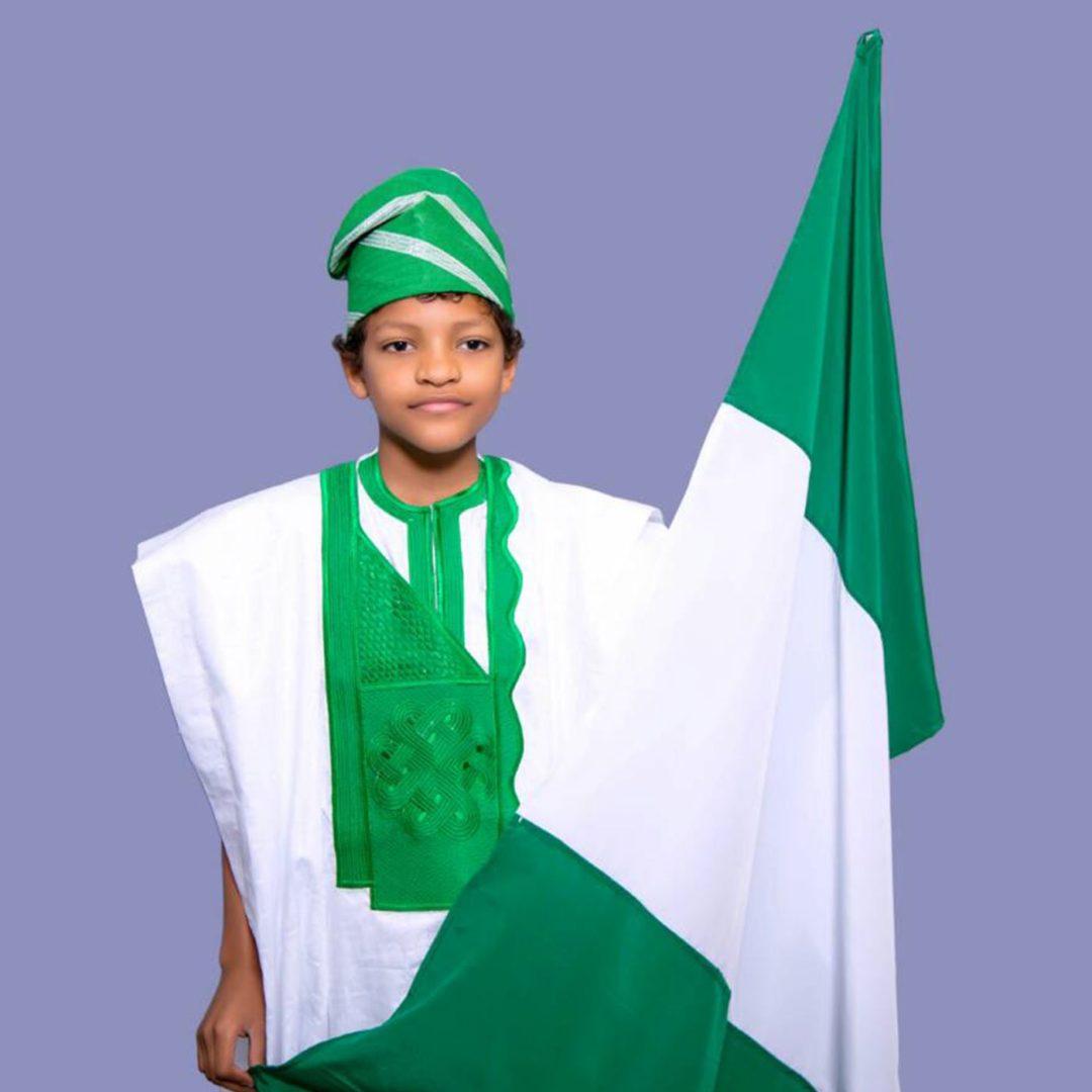 VIDEO: Olayimika Babalola - Nigerian Anthem
