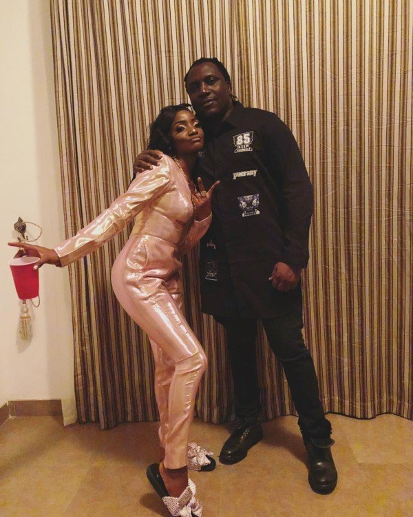 Simi marks 30th birthday with friends and loved ones (photos)
