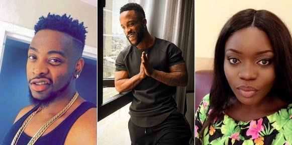 Iyanya, Bisola To Work With Evicted Housemate, Teddy A On A New Song