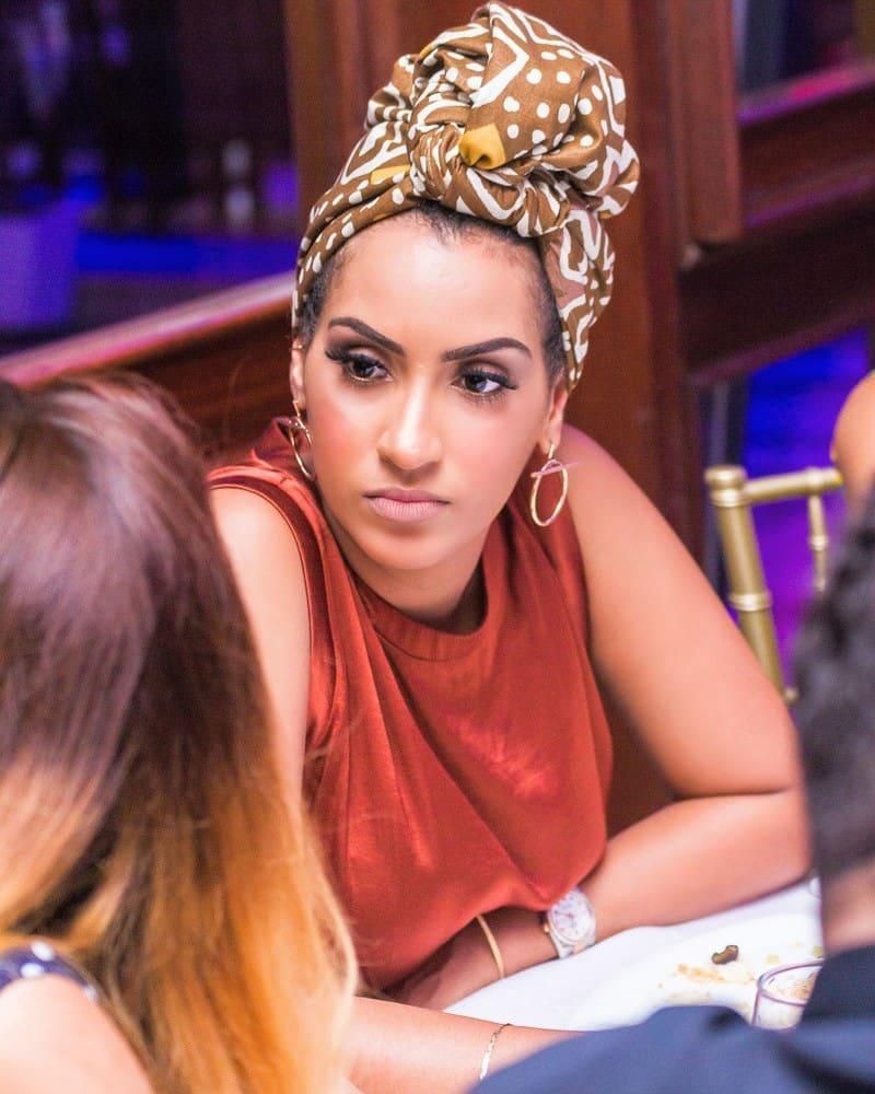 Actress, Juliet Ibrahim reveals her favorite 's£x position'