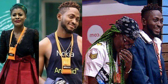 Miracle, Alex win N1m in Close-Up task