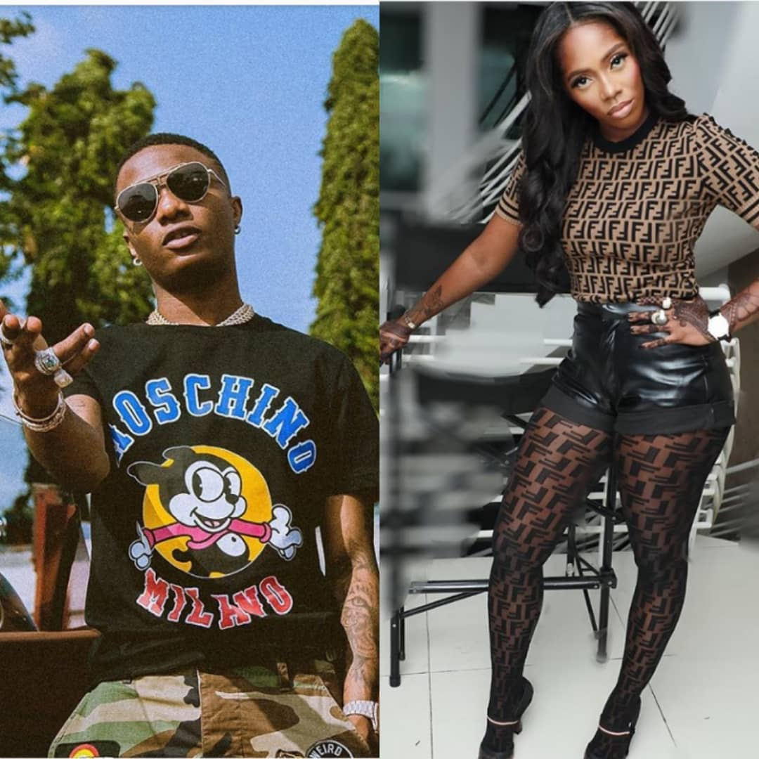 Reasons Why Rumors Of Tiwa Savage Dating Wizkid Can't Be True