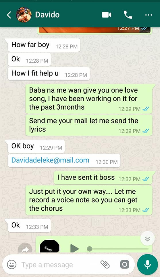 """Copy link""""Davido No Remember Me!"""" – Ghanaian Slay Queen Who Tattooed Davido On Her Hand Cries Out"""