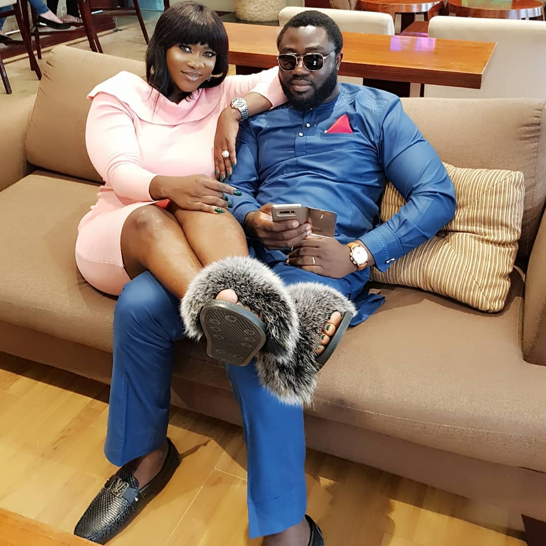 Mercy Johnson Replies Fan Who Said She Doesn't Give Out Money To Her Fans