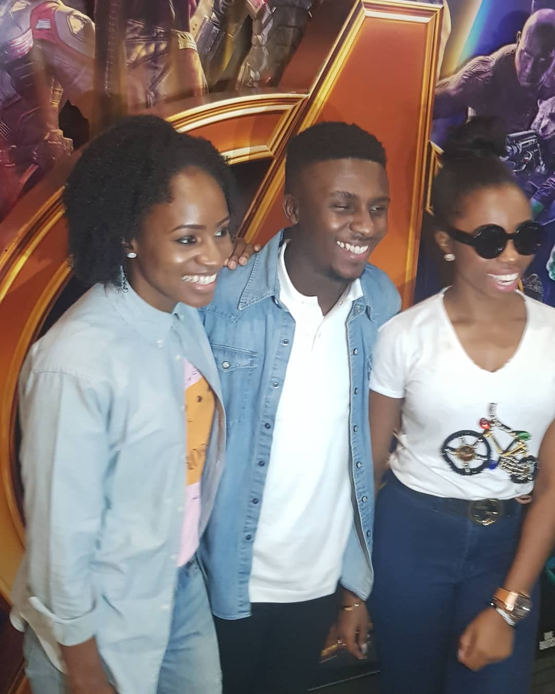 """The couple began a relationship in the house and have continued after the eviction. They've been seen mostly together and even kissing. Now it seems Anto wants Lolu to take their relationship to the """"next level"""".    See her post below…  @officialomololu …I am looking for assurance"""