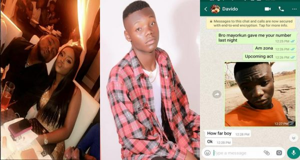 """""""I Wrote The Song """"Assurance"""" For Davido"""" – Man Speaks Up For Not Getting Any Accolades (Screenshots)"""