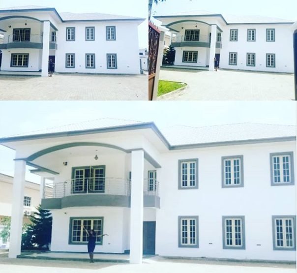 Linda Ikeji acquires an 11 Room Mansion For Her Upcoming Reality Show (Photos)