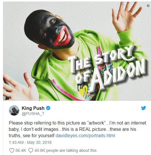Listen Pusha T slams Drake for hiding secret child with porn star 1 1