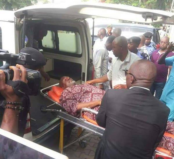 Senator Dino Melaye sent to prison in Lokoja