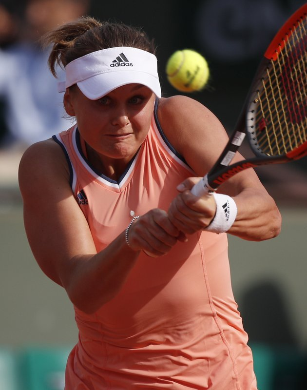 Stunner! Defending French Open champ Ostapenko out on Day 1