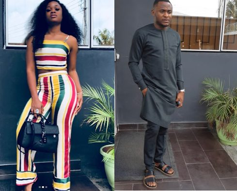 Ubi Franklin slams female fan who insinuated that Ceec was at his house this morning