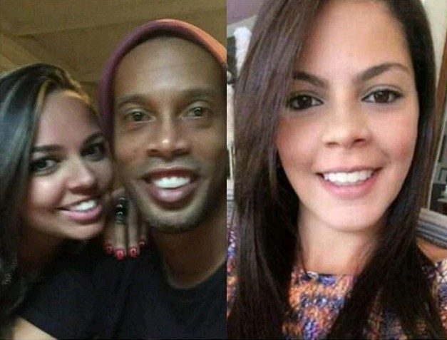 Football legend Ronaldinho to wed his two girlfriends