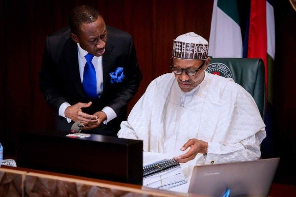 President Buhari gives order for immediate payment of February salary to workers