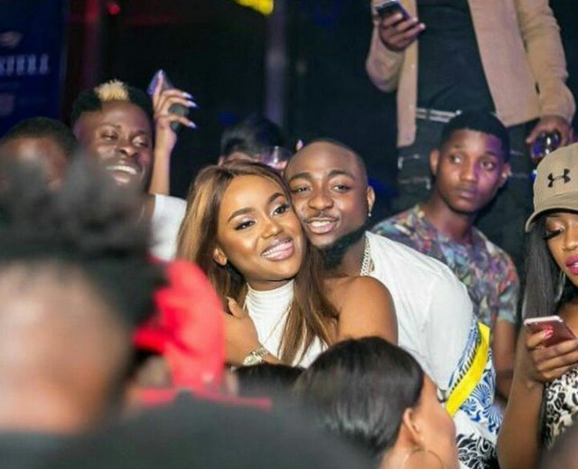 Davido Celebrates As His Lover, Chioma Becomes Multi-Millionaire After Endorsement Deal. (Photos)