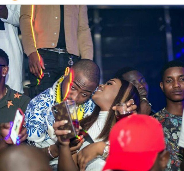 davido celebrates as his lover chioma becomes multi millionaire after endorsement deal photos 2
