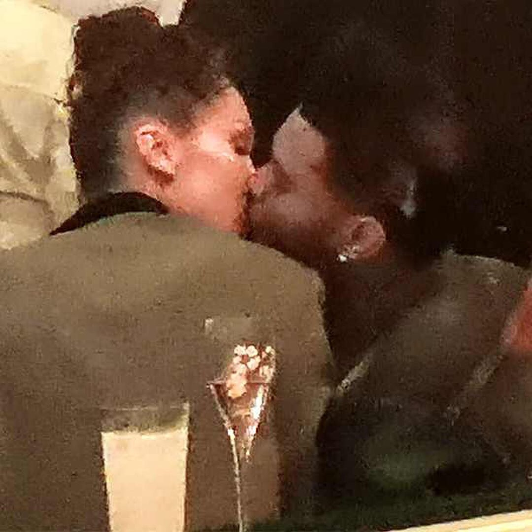 First Love ! The Weeknd and Bella Hadid spotted kissing at Cannes