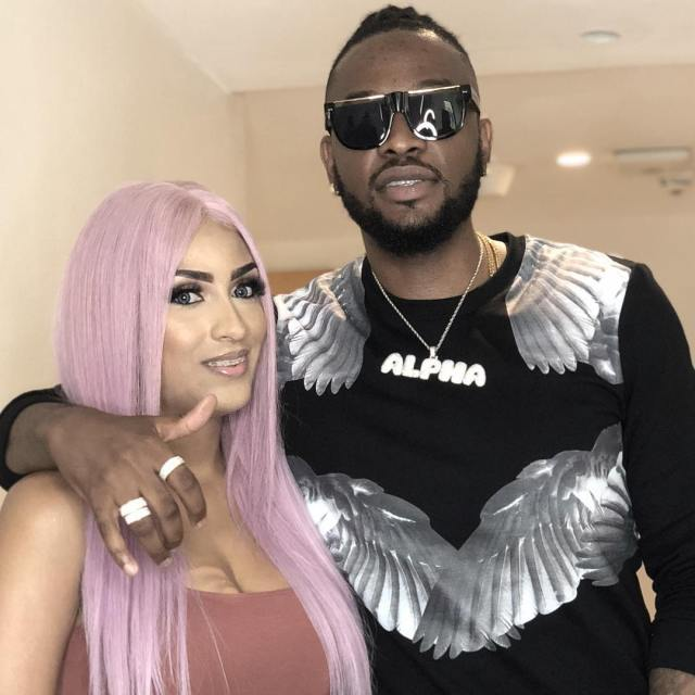 """""""Iceberg Out, Teddy A In"""" – Fans React To Juliet Ibrahim's Photo With Teddy A"""