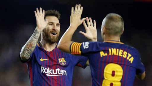 Messi to Sit Out Iniesta's Barcelona Send Off