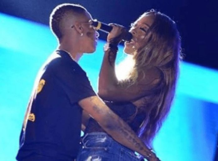 """""""Being 100% Comfortable Around Someone Is Rare But Beautiful When You Find It"""" – Tiwa Savage Says After Partying With Wizkid"""