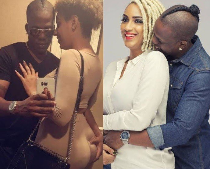 BREAK UP? Fans are asking if Juliet Ibrahim and Iceberg Slim are still dating (photos)