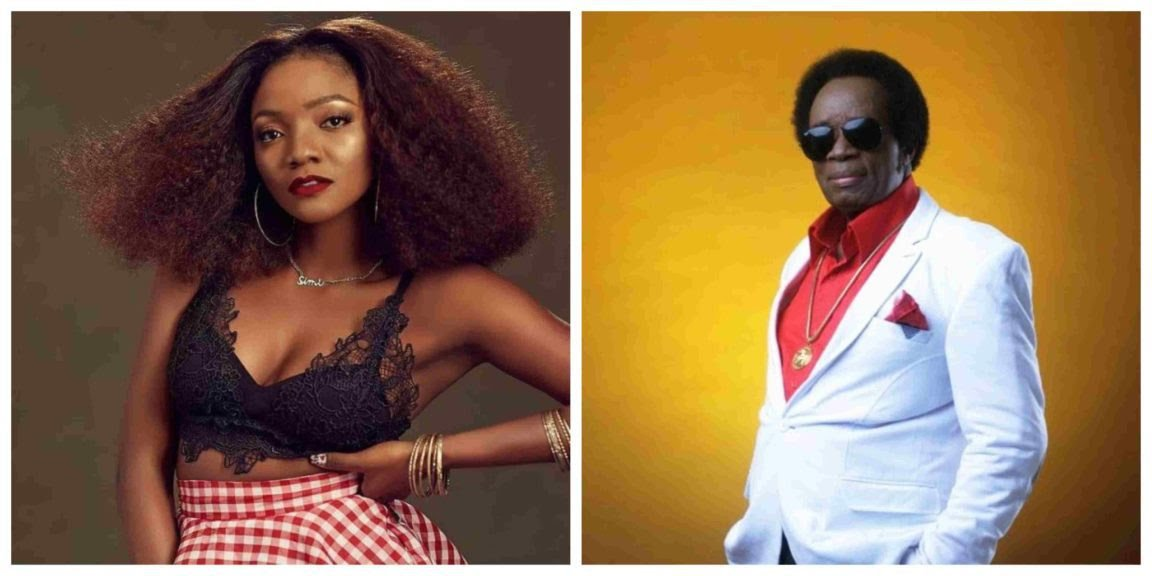 Sir Victor Uwaifo threatens to sue singer, Simi over the song 'Joromi'