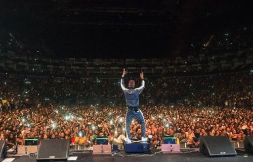 Wizkid Reportedly Made Over 300 Million From Afrorepublik Concert