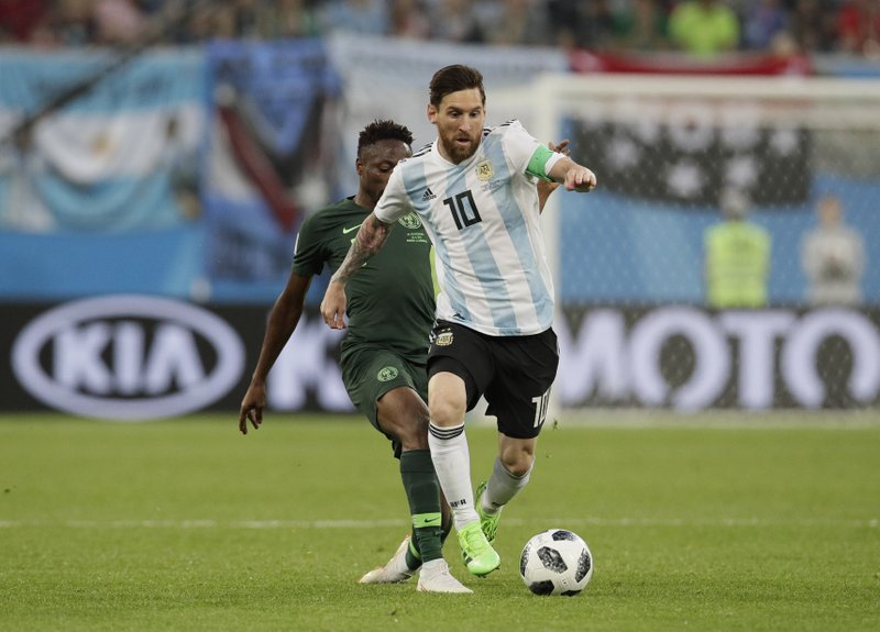 Russia 2018 :Nigeria crashes out of World Cup