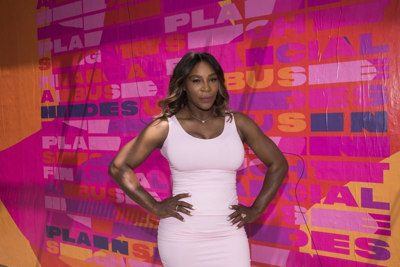 Serena Williams Young boys need domestic abuse education