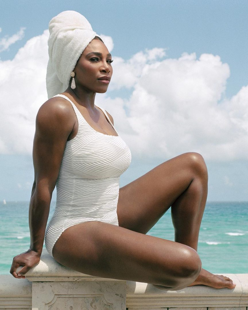 Serena Williams is Smashing Hot for Instyle magazine New Issue
