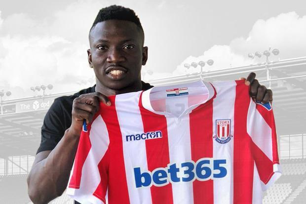 Done Deal! Stoke City Complete Signing Of This Super Eagles Star (Photo)