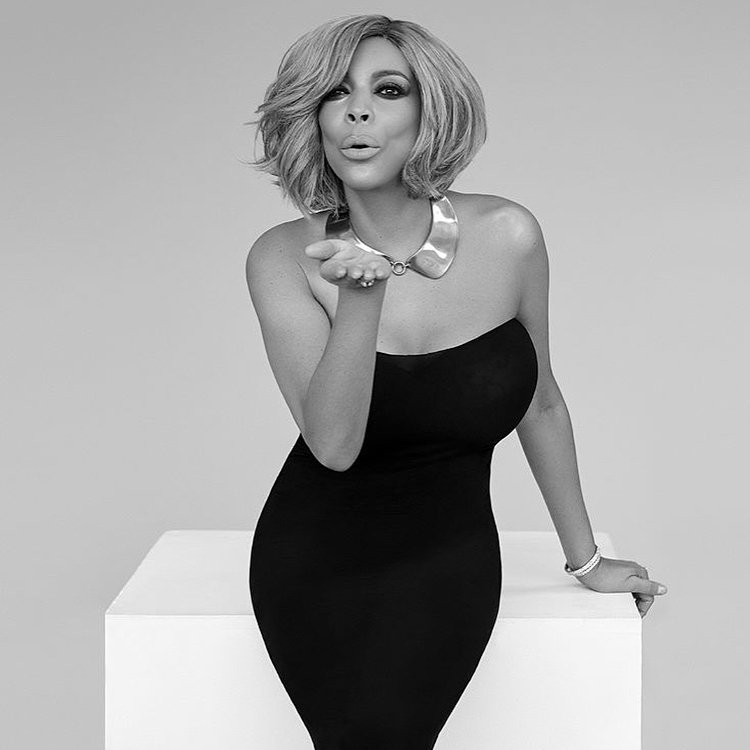 Wendy Williams slays in new photoshoot